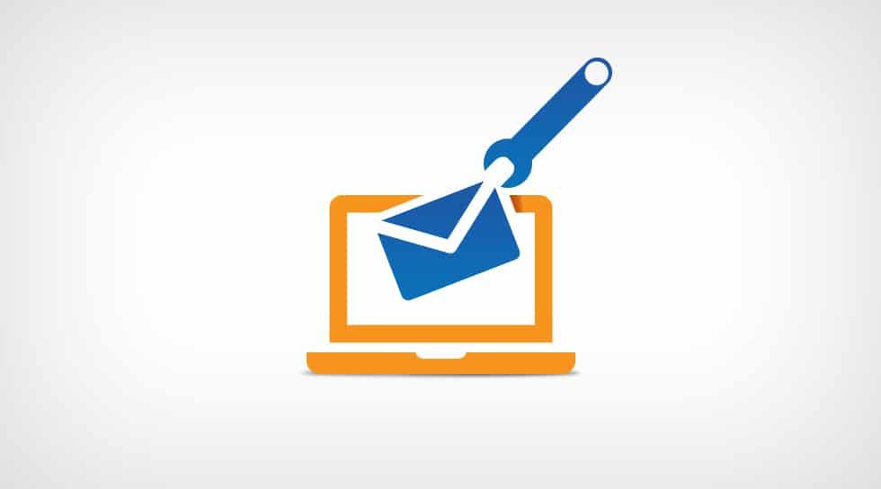 حل مشکل فروارد ایمیل پس از حذف ایمیل